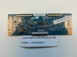 TCONBOARD  T320HVN02.0 CTRL BD 32T26-C00 SAMSUNG