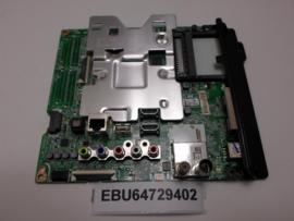MAINBOARD EBU64729402  ( EBT65115403 ) LG