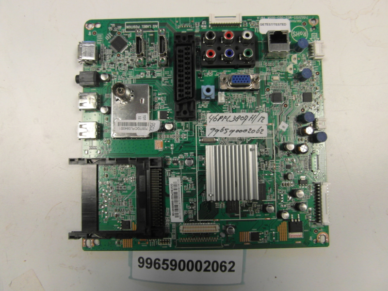B515 MAINBOARD  996590002062  PHILIPS