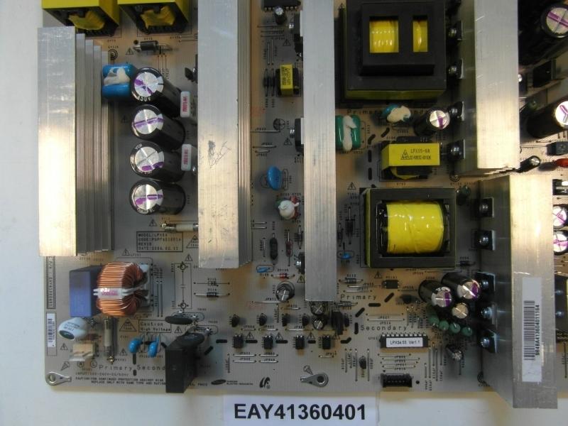 POWERBOARD EAY41360401   LPX54  LG