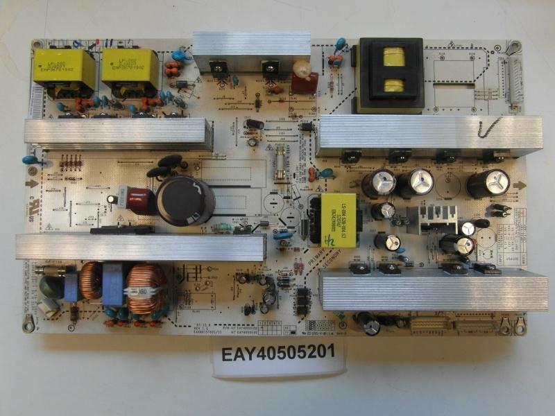 POWERBOARD  EAY40505201  EAX40157601/11  LG
