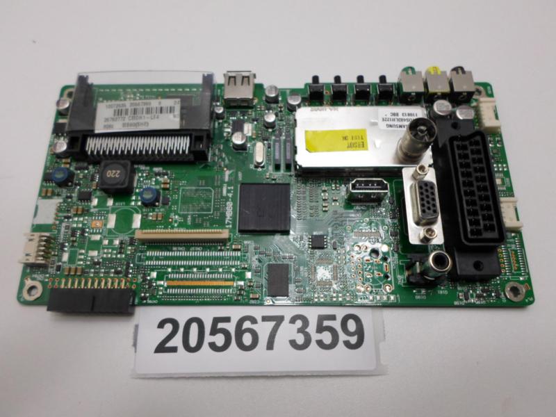 MAINBOARD  20567359 SHARP