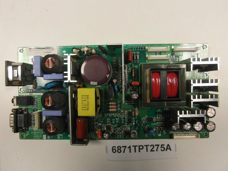 POWERBOARD  6871TPT275A  LG