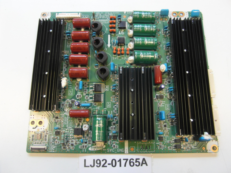 SVC-VS BOARD  LJ92-01765A  LJ41-09426A  SAMSUNG