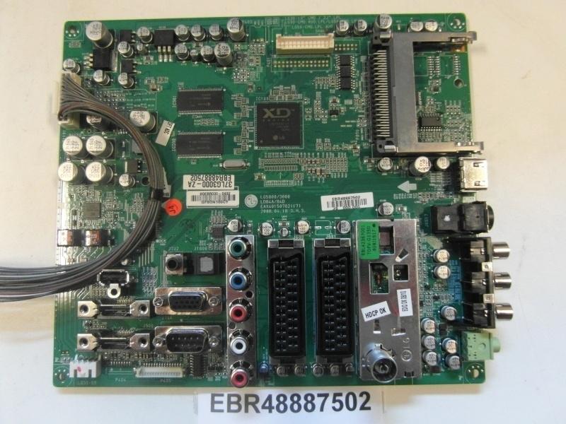 B459 MAINBOARD  EBR48887502    EAX40150702 LG