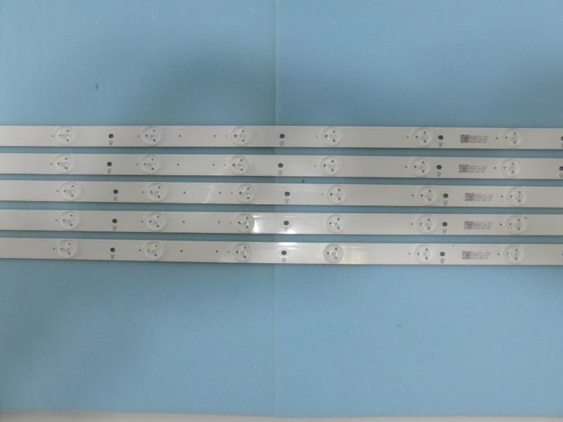 LS715/43 LB43014V0_00 SET LED STRIPS  (5 STUKS )   996599001111     PHILIPS