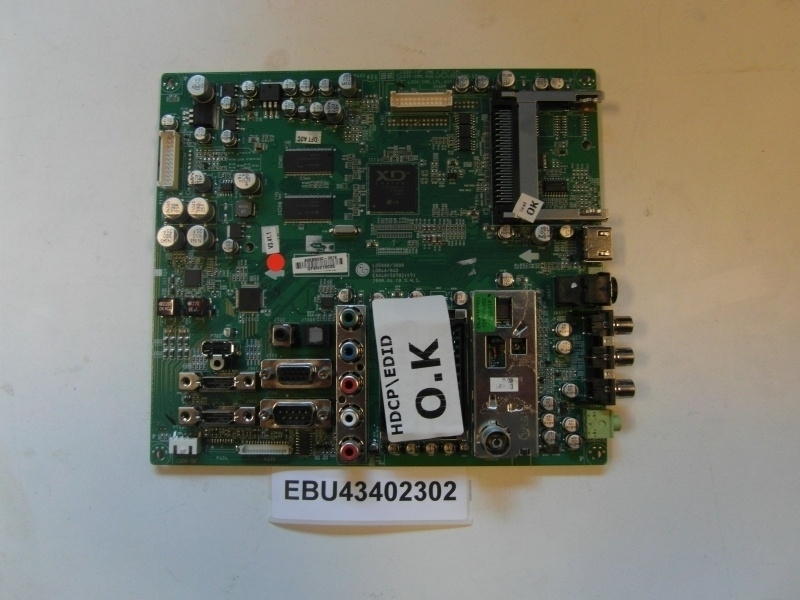 B459  MAINBOARD  EBU43402302   EAX40150702   LG