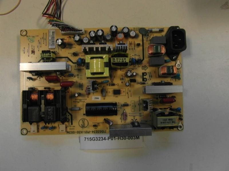 POWERBOARD  715G3234-P01-H30-003M    9NE1ABB HAIER
