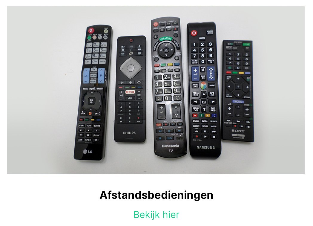 Afstandsbedieningen, afstandsbediening kopen | Plasma-lcd-led-onderdelen.nl