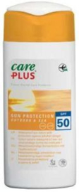 Care Plus Zonnebrand Tegen Kwallen - Outdoor&Sea SPF50 100 ml.