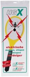 HG X Elektrische Muggen, Vliegen, Wespen Verdelger