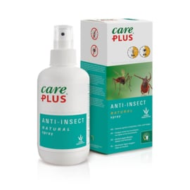 Care Plus Anti Insect Natural Spray 200 ml.