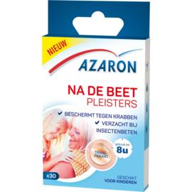 Azaron Na de beet pleisters 30 stuks