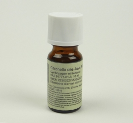 Citronella olie 20 ml