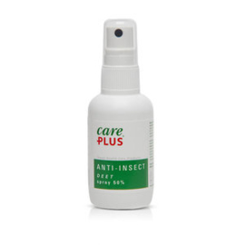 Care Plus DEET Spray 50 % Deet 60 ml.