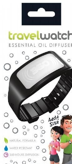 Travelwatch Black