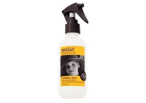 Eco Kid Outback jack outdoor anti-muggen spray bescherming (bio)