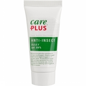 Care Plus Anti-Insect Deet Gel 30% 20 ml.