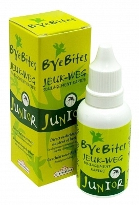 Byebites Jeuk-weg Junior 25 ml.