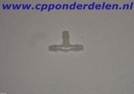 901012 T stuk ruitensproeier slang