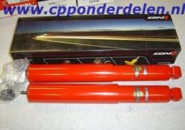 911173 Koni Schokdempers achterzijde (set) `71-`74