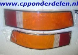 911028 Set achterlichtglazen Europees '72-'89