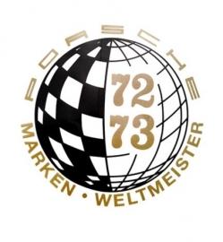 911734  Weltmeister sticker '72-'73