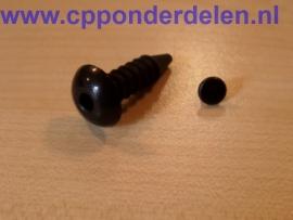 901026 Plug tbv Targabeugel rubber