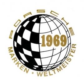 911733  Weltmeister sticker '69