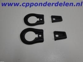 901092 Deurklink/greep rubberset