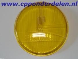 911588 H4 koplampglas geel met BOSCH logo
