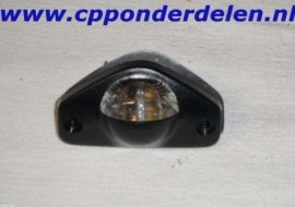 911242 Kentekenverlichting `74-`89