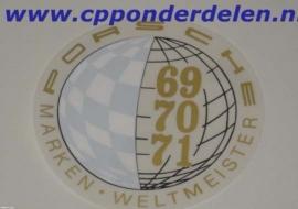 911291 Weltmeister sticker
