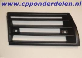 911055 Claxongrill zwart kunststof rechts