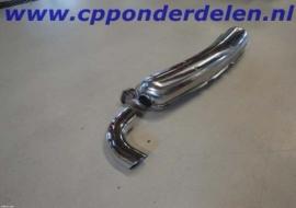 911333 RVS Sport einddemper 2.7 - 3.2