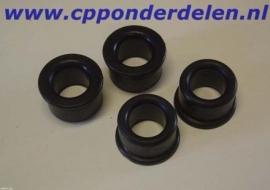 911221 Voorwielophanging rubber (set van 4)