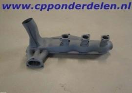 911330 Warmtewisselaar staal 2.7 - 3.0