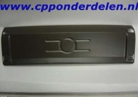 911072 Tussenplaat achterbumper staal