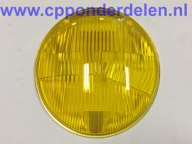 911798 Koplamp glas SWB A Symetrisch geel