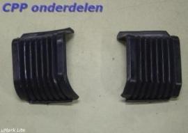 911166 Harmonicarubber links achter
