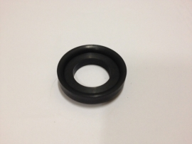 901059 Ruitenwisser mechaniek rubber onder