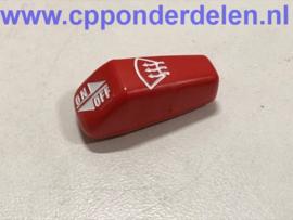 901165 Kachelhendelknop rood