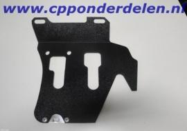 911034 Pedaal bodemplaat targa/cabrio