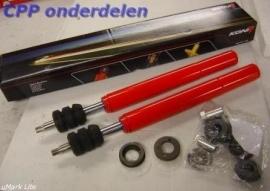 911158 Koni Schokdempers voorzijde (set) `69-`74