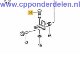 901166 Deurvanger pen + clip