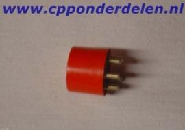 911209 Brandstof relais (rood)