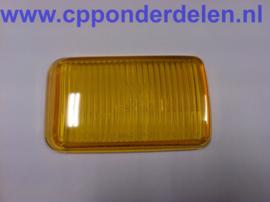 911801 Mistlampglas geel 964 links