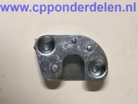 911860 Slotvanger zilver links