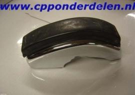 911064 Bumperguard voorzijde met rubber links T-lijst