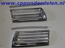 911520 Claxongrill metaal (set van 2)